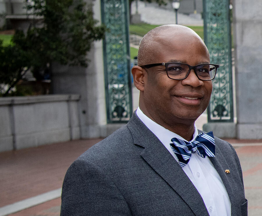 Ira Young, Ed.D., is the director of the SEED Scholars Program at UC Berkeley.