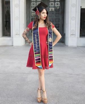 Maria Juarez graduated from UC Berkeley in Molecular & Cell Biology